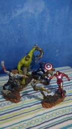 Action figures vingadores 1 Iron Studios 1/6