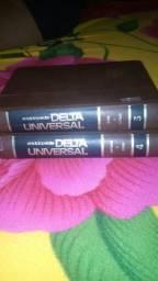 Vendo livros larousse cultura ;Delta universal