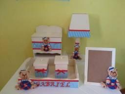Kit para quarto infantil