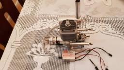 Motor aeromodelo gasolina DM 33cc (30cc)