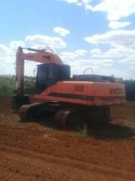 Escavadeira Victor doosan ano 2010