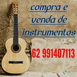 Compro violão