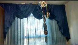 Babado para cortina