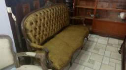 Lindo e Legítimo sofá Dom José três lugares