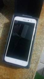 """Asus Zenfone3 - 32G - 3G RAM - Câmera 16MP - Leitor de digital - Tela 5,2"""" - Dual Chip"""