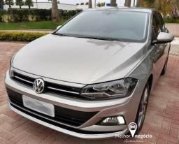 Volkswagen Polo Highline 200 TSI 1.0 Flex Aut. Prata - 2018