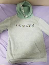 Casaco de friends tamanho M
