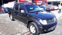NISSAN FRONTIER LE CD 4X4-AT 2.5 TB-IC 4P   - 2010