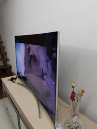 """Tv sansung 3D 55"""" tela curva"""