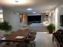 Apartamento com 4 suítes na 1 quadra da praia de ponta verde