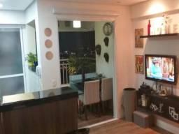 Apartamento Inside Porteira Fechada 60m², 2 dormitórios, andar alto, Gopouva