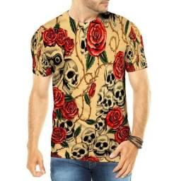 T shirt linda e estilosa