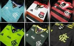 Camisas de time e camisas de marca primeira linha