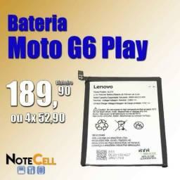 Bateria Moto G6 Play - XT 1922
