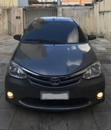 Etios Sedan 1.5 XLS - 2014