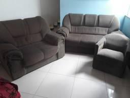 Vende conjunto de sofá