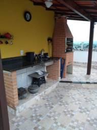 Cobertura à venda com 3 dormitórios em Caiçara, Belo horizonte cod:3024