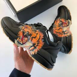 tênis Gucci tiger
