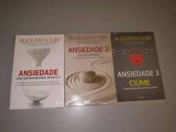 Coleção Augusto Cury - Ansiedade