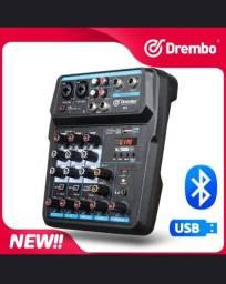 Mesa de Som / interface de Audio