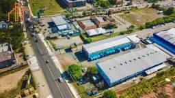 Galpão/depósito/armazém para alugar em Distrito industrial, Cachoeirinha cod:L00001