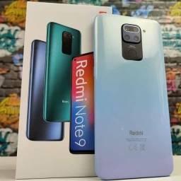 Xiaomi note 9 128 Gb novo lacrado / loja fisica com garantia Todas as cores
