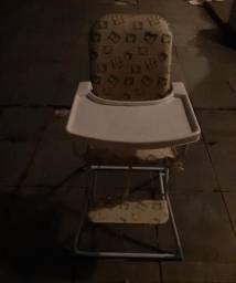Cadeirao alimentação bebe
