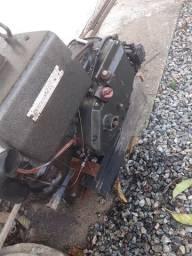 Motor yanmar nsb 18