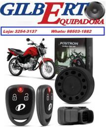 Alarme Moto Pósitron Duoblock Pró 350 3254-3137