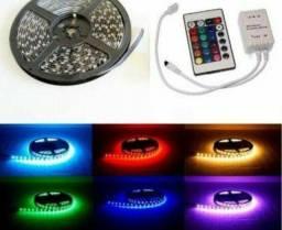 Vendo fita de led RGB 5050 para som automotivo e decorações.