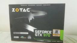 Placa de Vídeo GTX 970