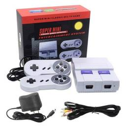 Vídeo Game Retro 400 In 1 - Console com 400 Jogos Super Mini