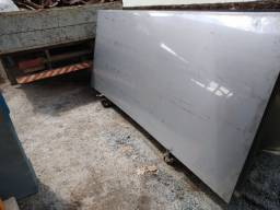 Chapas de aço Inox #2mm x 1250mm x 3000mm