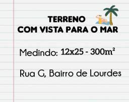Lote em Piúma (E.S.), COM LINDA VISTA PARA O MAR