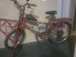 Bicicleta de carga motorizada