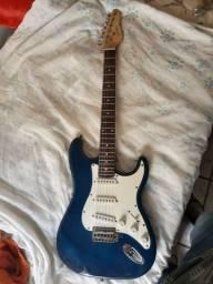 Guitarra Giannini semi nova
