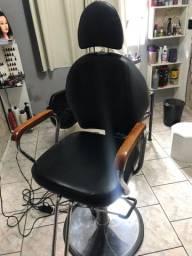 Cadeira top pra salão