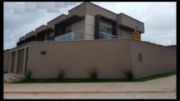 Construído no bairro mais tranquilo, sobrado de 3/4 - ac financiamento