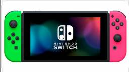 Nintendo Switch 32 GB lindo.