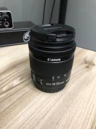 Lente Canon 18-55mm original
