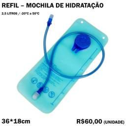 Refil de Mochila de Hidratação - 2,5L