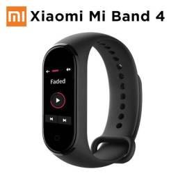 Relogio Xiaomi Mi Band 4 - 6 Meses de Garantia - Somos Loja Física