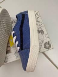 Sapato novo de 59,99 por 35,00 já é o menor valor TAM 24