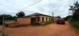 Vende-se casa de alvenaria no bairro Portelinha - Porto Velho/RO