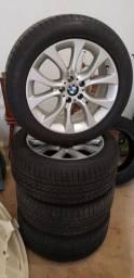 Rodas BMW aro 19 originais de fábrica + jogo Honda Civic aro 13
