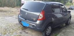 Renault - Sandero Authentique Hi Flex 1.6 8V 5P - 2008/2009