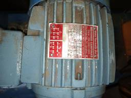 Compressor schulz (20) pés trifásico (motor novo) completo