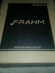 Caixa de som amplificada média da Frahm*nova*na caixa!