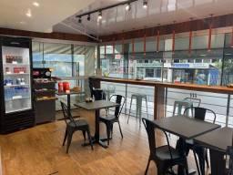 Cafeteria completa e operando!