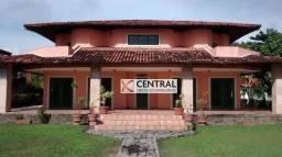 Casa com 5 dormitórios para alugar, 840 m² por R$ 6.000,00/mês - Barra Grande - Vera Cruz/